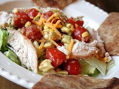 Easy Avocado Taco Salad   Tasty Kitchen: A Happy Recipe Community!