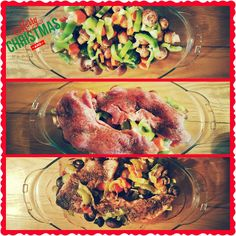 Flavour in Romanian Cuisine: Easy on Christmas. Cooking Recipes, Chicken, Meat, Christmas, Food, Kitchens, Xmas, Eten, Weihnachten
