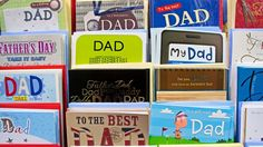 Why are Father's Day cards so awful? | BBC News