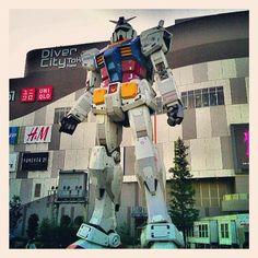"12 Likes, 1 Comments - Hendri Santoso (@hendritwins) on Instagram: ""#tokyo#odaiba#gundam#like4like#instagood#igers"""