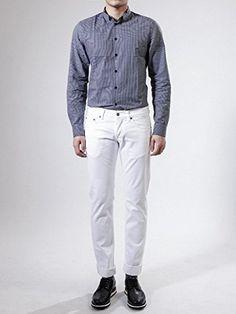 (プラダ) PRADA Men's Pants メンズ ロングパンツ GEP010EIAF0BAL sd16070... https://www.amazon.co.jp/dp/B01HYZV1JM/ref=cm_sw_r_pi_dp_VhiFxb9EPFY5D