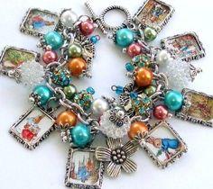 Peter Rabbit charm bracelet!