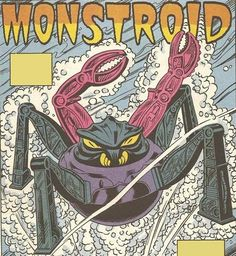 Image result for monstroid