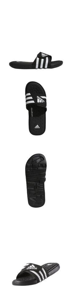 9b350db6c528 Sandals 11504   G19102  Mens Adidas Adissage Cf Slide - Black White -  BUY  IT NOW ONLY   29.99 on  eBay  sandals  adidas  adissage  slide  black  white