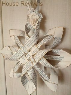 House Revivals: Christmas Swedish Advent Star -- A New Variation. Use the music paper Swedish Christmas, Scandinavian Christmas, Christmas Paper, Winter Christmas, Handmade Christmas, Christmas Holidays, Christmas Decorations, Christmas Ornaments, Norway Christmas