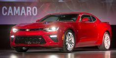 #Novedades Conoce al nuevo e imponente Chevrolet Camaro 2016 #FOTOS y #VIDEO