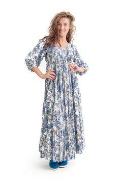 Платье штапель пэчворк