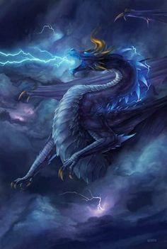 """""""Bringer Of Storms"""" by Steves3511 @ deviantart"""