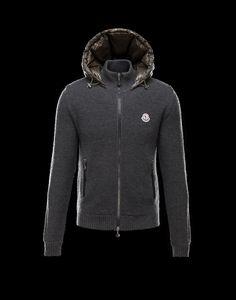 Cardigan Men - Knitwear Men on Moncler Online Store