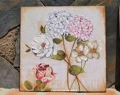 Resultado de imagen de cuadros realizado con flores secas