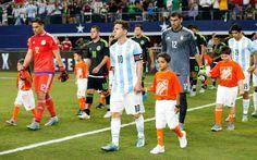 For live football Copa America 2016