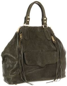 Rebecca Minkoff Romeo 10TICOCF22 Shoulder Bag,Sage,One Size,$472.50