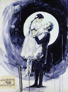 Moonlight Sonata, Sara Riches