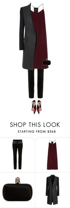 """""""don't slip"""" by bellablondie ❤ liked on Polyvore featuring мода, TIBI, Alexander McQueen, Diesel, women's clothing, women's fashion, women, female, woman и misses"""