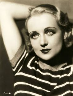 Blueberry Hill Fashions : 1930s makeup and Hair