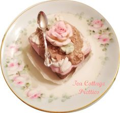 My spoon so that I will always have one.   Tea Cottage Pretties: GOODIES THAT SPARKLE AND TO WEAR Hypothyroidism, Ibs, Spoon Theory, Fibromyalgia, Food To Make, Goodies, Sparkle, Cottage, Ethnic Recipes