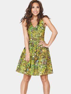 Myleene KlassFloral Printed Day Dress   Littlewoods.com