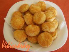 Sajtos pogácsa alfa mix liszttel Snack Recipes, Snacks, Chips, Ethnic Recipes, Food, Appetizer Recipes, Appetizers, Meal, Potato Chip