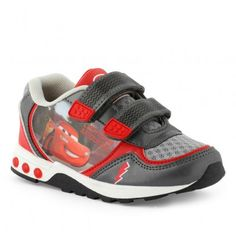 Zapatilla luces CARS CARTOONKIDS Baby Shoes, Clothes, Fashion, Goal, Lights, Sports, Outfits, Moda, Clothing