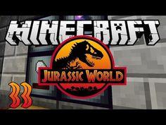 "Minecraft: Jurassic World - Ep. 33 - ""Applied Energistics 2!"" (Rexxit Modpack) - YouTube"