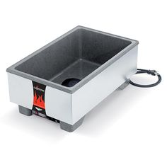 Vollrath Cayenne Model HS Ultra Full Size Rethermalizer Food Warmer, 13 x 21 x 9 inch Dimension -- 1 each. Cookware Set, Deep Pan, Specialty Cookware, Chafing Dishes, Cooking Equipment, Brushed Stainless Steel, Heating Systems, Farmhouse Table