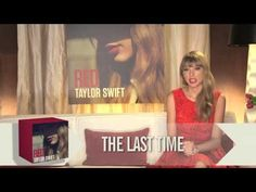 #TaylorSwift #Red - Stories Behind the Songs [HD]