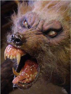 Rob Bottin. The Howling.