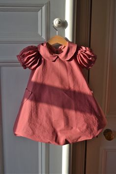 If I ever have a baby girl... (and my sewing skills dramatically improve) lots of great patterns!