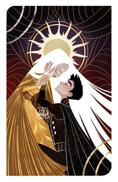 Shadow Bone, Character Art, Character Design, Wie Zeichnet Man Manga, The Darkling, The Grisha Trilogy, Inspiration Art, Fanart, Six Of Crows