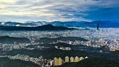the capital of Taiwan--Taipei #Taiwan
