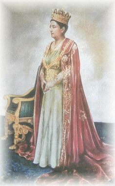 Her Imperial Majesty Empress Menen Asfaw  Wife and consort of Emperor Haile Selassie I. Empress Menen was the daughter of Jantirar Asfaw of Ambassel, and Woizero Sehin Mikael. Through her mother, Empress Menen was the granddaughter of Nigus Mikael, King of Wollo, and neice of Lij Iyasu (Iyasu V). Nigus Mikael's family claimed decent from the Prophet Mohammed.