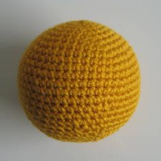 Mathematically accurate crocheted spheres.  Excellent.