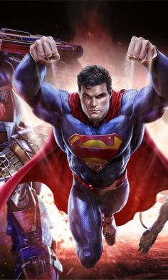 Superman Hd Wallpaper, Superman Artwork, Batman Vs Superman, 8k Wallpaper, Superman Characters, Fictional Characters, Joker Wallpapers, Gaming Wallpapers, Marvel E Dc