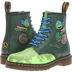 Dr. Martens Leo 8-Eye Boot