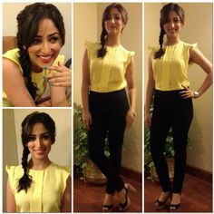 Different shades of Yami Gautam