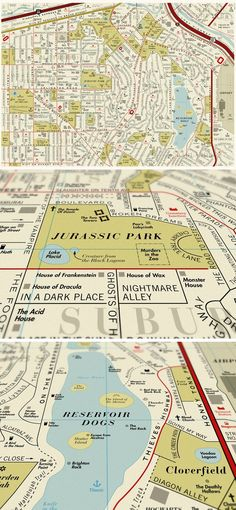 Film Map - Love this ♥ Ender's Game Book, Space Map, Fantasy Village, Illustrated Maps, Tourism Poster, Litho Print, Wolf Of Wall Street, Going Postal, Map Globe