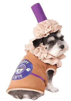 97ccd50232 Cat and Dog Halloween Costumes. See more. Amazon.com : Rubies Costume Iced  Coffee Pet Costume, Small : Pet Supplies Popular