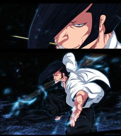 Byakuya Kuchiki Art & Colour By Tite Kubo Bleach Color, Art Drawings Beautiful, Bleach Manga, Gaara, Animation, Manga Comics, Anime Art, Original Art, Deviantart