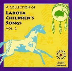 A Collection Of Lakota Children's Songs - Vol 2: #PrairieEdge #Lakota