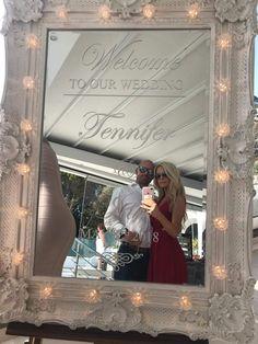 Wedding planners #simplymediterraneanweddings.co.uk Mirror #illuminography