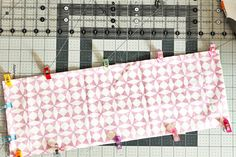 Handmade Heating/Cooling Pad | WeAllSew Sewing Basics, Sewing Hacks, Sewing Tutorials, Sewing Crafts, Sewing Tips, Sewing Ideas, Sewing Machine Projects, Small Sewing Projects, Sewing Projects For Beginners