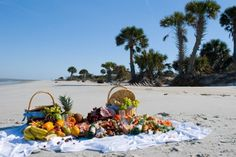 Save Some Money And Picnic At The Beach