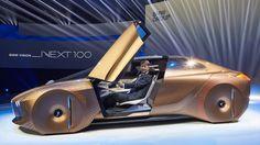 Tecnoneo: BMW i NEXT, diseño de lujo para un coche eléctrico biplaza