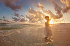 beach angel {santa rosa beach children's beach photographer} | kansas studios | kansas pitts photography