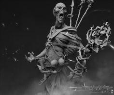 Warlock by nubb - Iwo Widulinski - CGHUB via PinCG.com