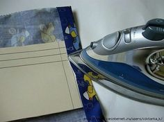 cardboard template for a hem-Tailor tricks1160