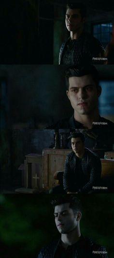 """#Shadowhunters 1x08 """"Bad Blood"""" - Raphael"""
