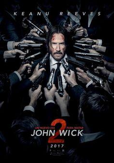 John Wick 2: un nuevo día para matar thriller de Chad Stahelski con Keanu Reeves   Sinopsis  El legendario asesino John Wick (Keanu Reeves) se ve obligado a salir de su retiro por un antiguo socio inmerso en un complot para controlar la siniestra hermandad internacional de asesinos. Obligado a ayudarlo por un juramento de sangre John emprende un viaje a Roma lleno de adrenalinaestremecedora para pelear contra los asesinos más letales del mundo.  Dirigido por el gran especialista en películas…