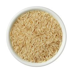 Need a boost? Brown rice gives you energy, while the fiber keeps you feeling full. #exercise #cardio | Health.com