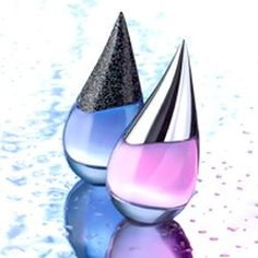 perfume bottles on pinterest glass perfume bottles. Black Bedroom Furniture Sets. Home Design Ideas